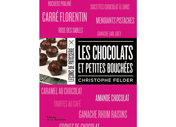 Leçons de Pâtisserie : Les chocolats et petites bouchées