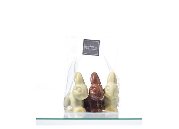 Assortiment Lapins au Chocolat