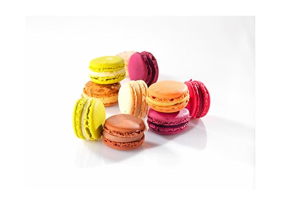 Boîte de Macarons - 8 pièces