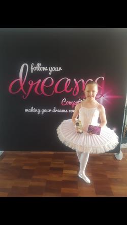 Neve Ballet 2018