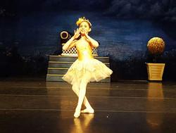 Katie as Songbird