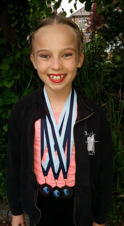 Katie Alford North Somerset 2016
