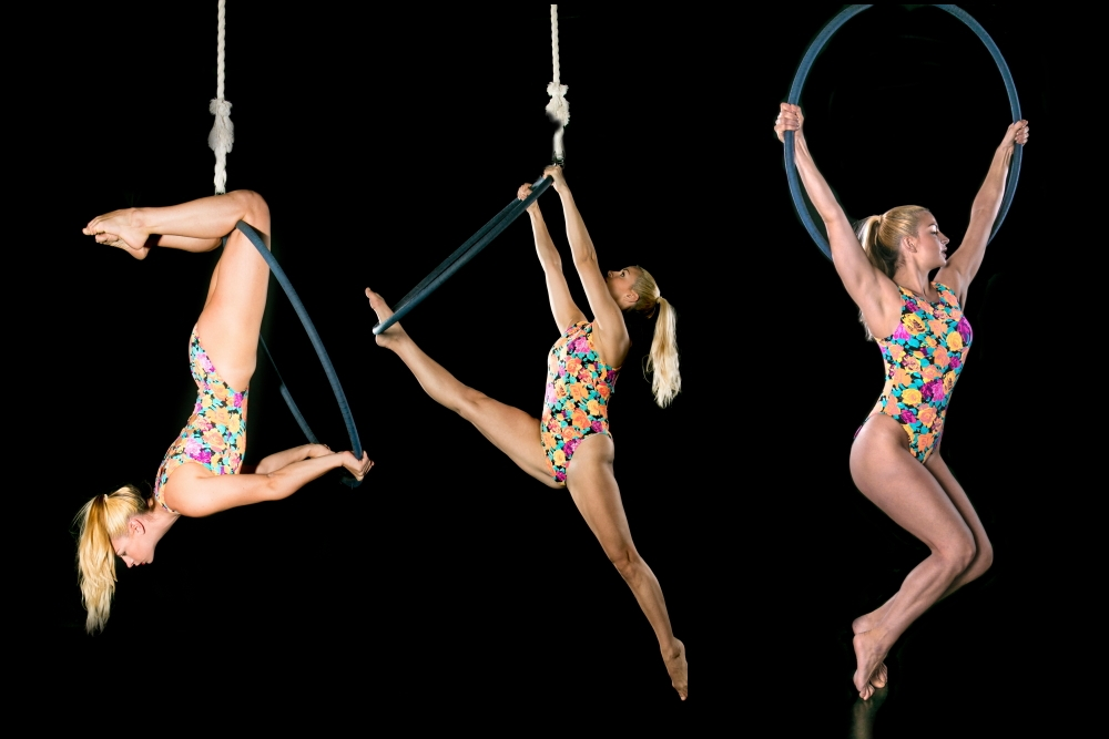 Suzy 3 hoop