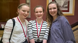Group Bronze Medals