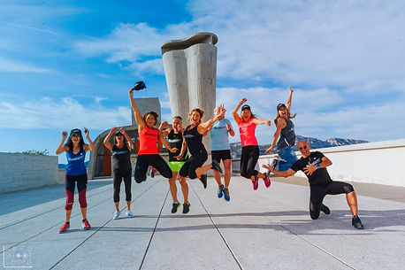 cours fitness marseille
