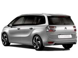 citreon c4 picasso back