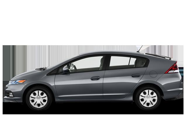 Honda Insight side