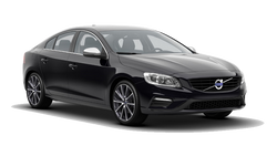 volvo s60 front  new