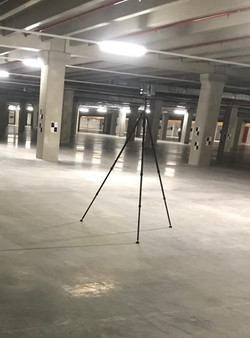 scanner 3D - entrepôt