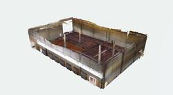 Scanner 3D entrepôt