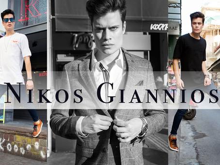 Making the Nikos Giannios Portrait Video