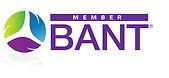member BANT logo - British Association for Applied Nutrition & Nutritional Therapy