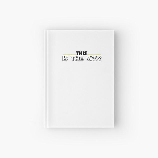 Mandalorian Hardcover Journal