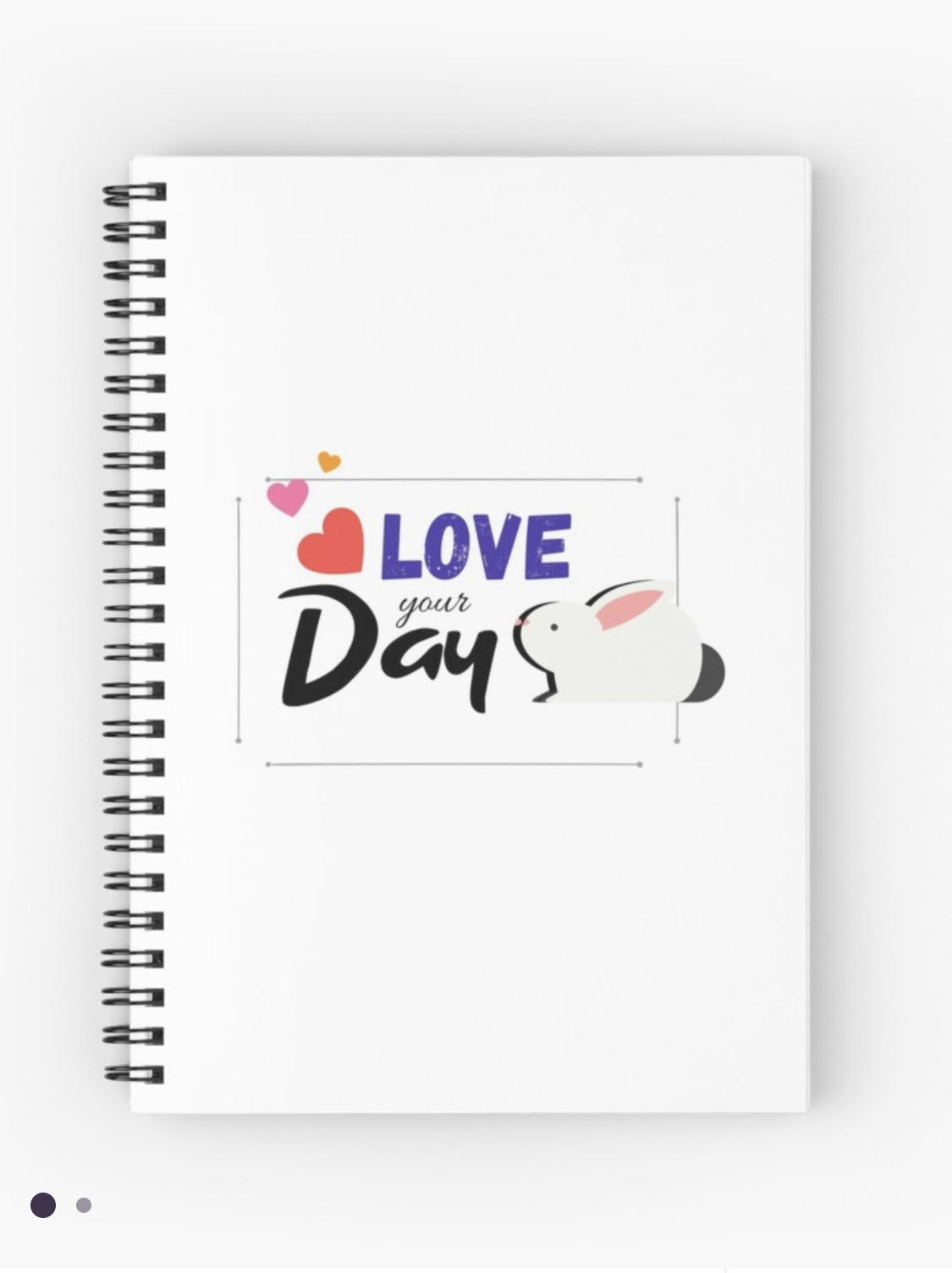 Love your day Notebook!