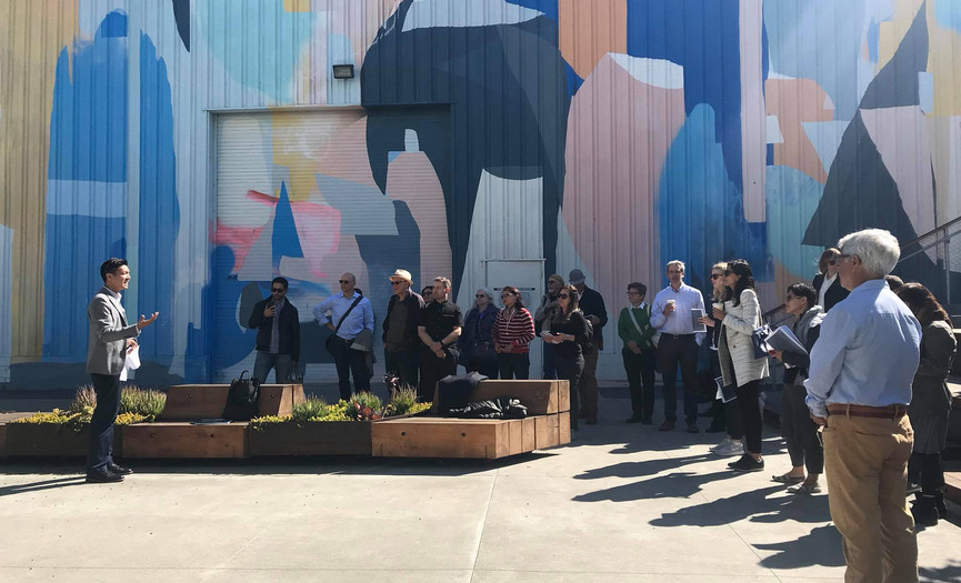 CENTRAL-WATERFRONT DOGPATCH WALKING TOUR