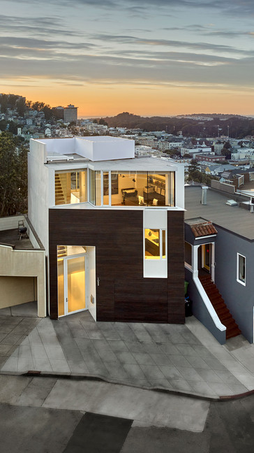 Cole Valley Residence