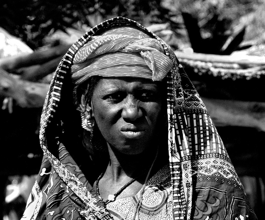 People identify their culture by the marks on their faces in the shapes of their head dresses and in the style and color of their fabrics. There is great richness in the pride and elegance of the varied people who gather for the Gorom Gorom market, a lesson showing the rest of the world how people of different faiths, different beliefs, different life styles, and different economic levels can come together for their mutual benefit, proud in who they are, yet respectful of others.