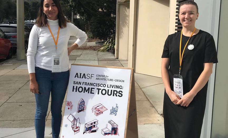 SAN FRANCISCO LIVING: HOME TOURS