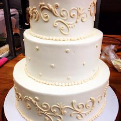 White Cake - Ivory Detailing