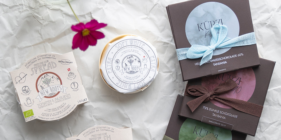 Kürzi Kakao Chocolate Pop-Up Series with New Roots!