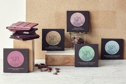 Schokolade Geschenkset: Die komplette Kollektion