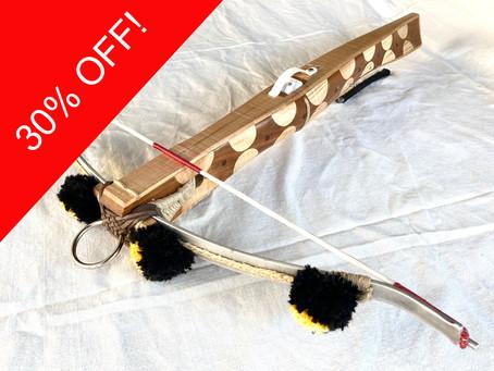 Friedrichstein Rustung crossbow - 30% off!