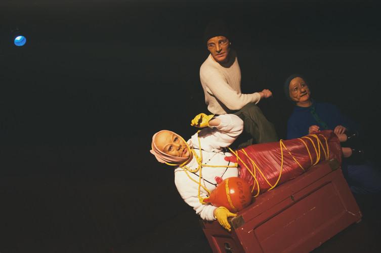 La Gercée, Le Cracheux et Gilles, De l'eau dans cave!