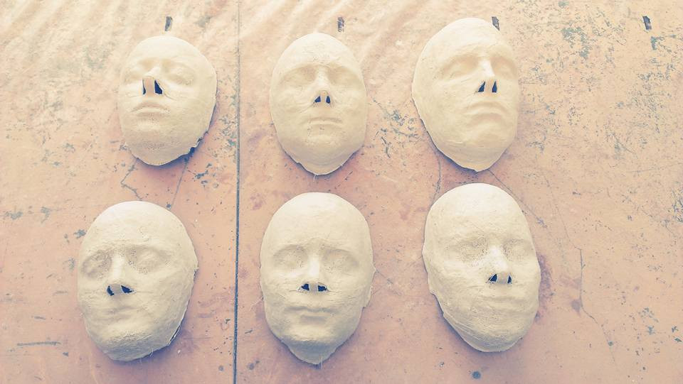 Création des masques