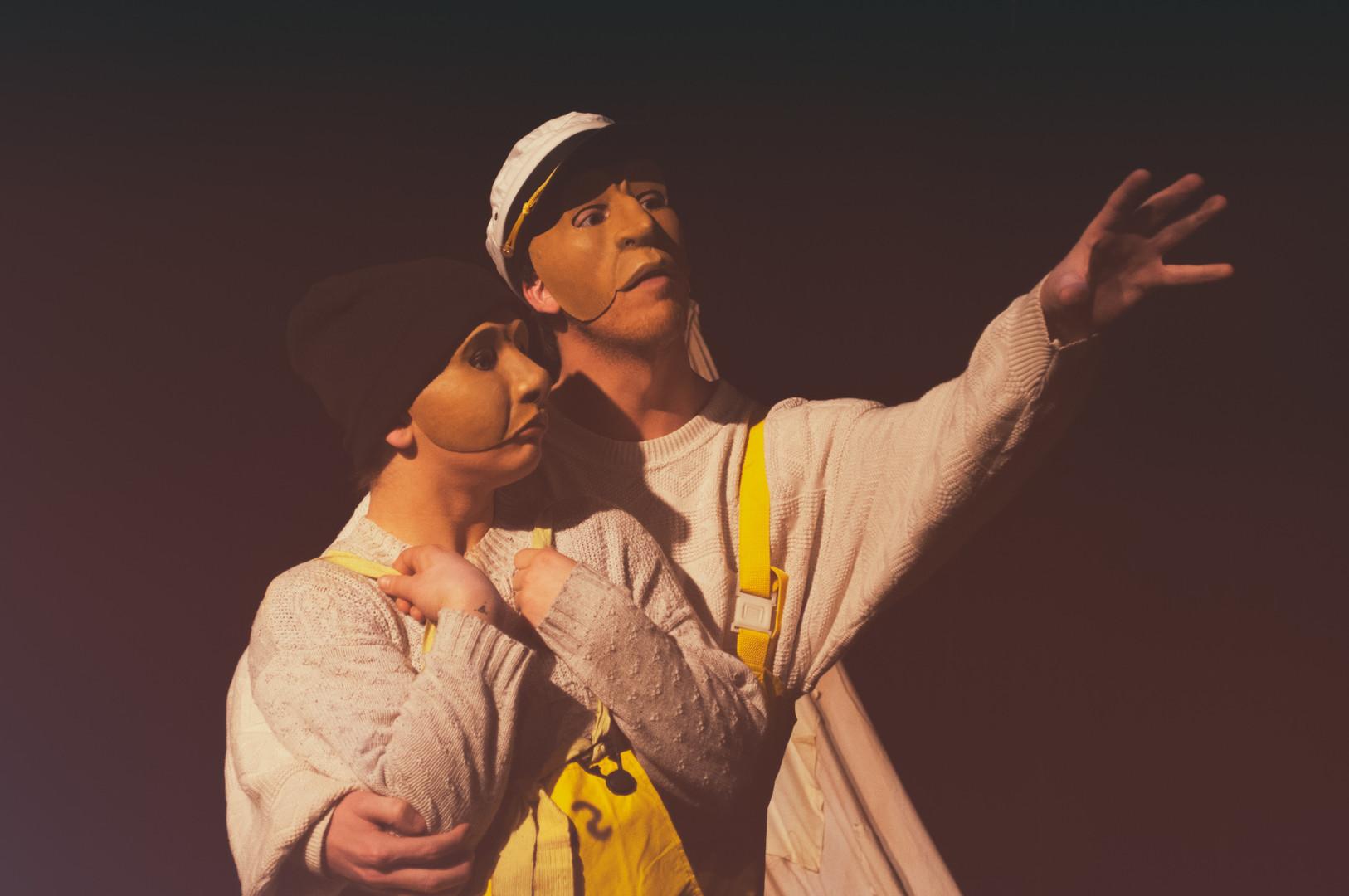 Tom et Le Capitaine, De l'eau dans cave!