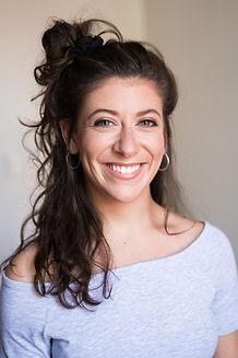Photo casting Portage _ Chloé McNeil