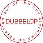 New logo. New webshop!_www.dubbelopshop.