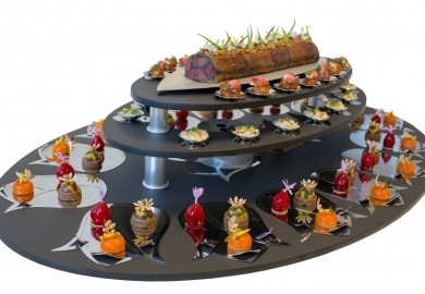 Platter 'Bocuse d'Or' The Netherlands