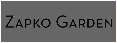 Zapko Garden