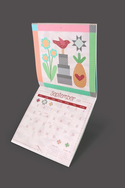 Lori Holt Prim Calendar_September