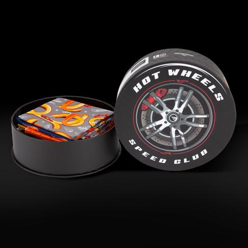 Hot Wheels Kit Open