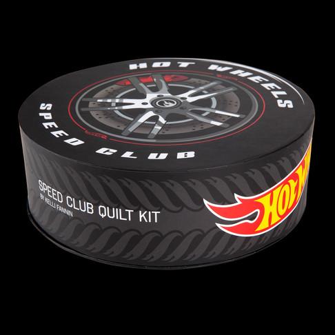 Hot Wheels Kit Box