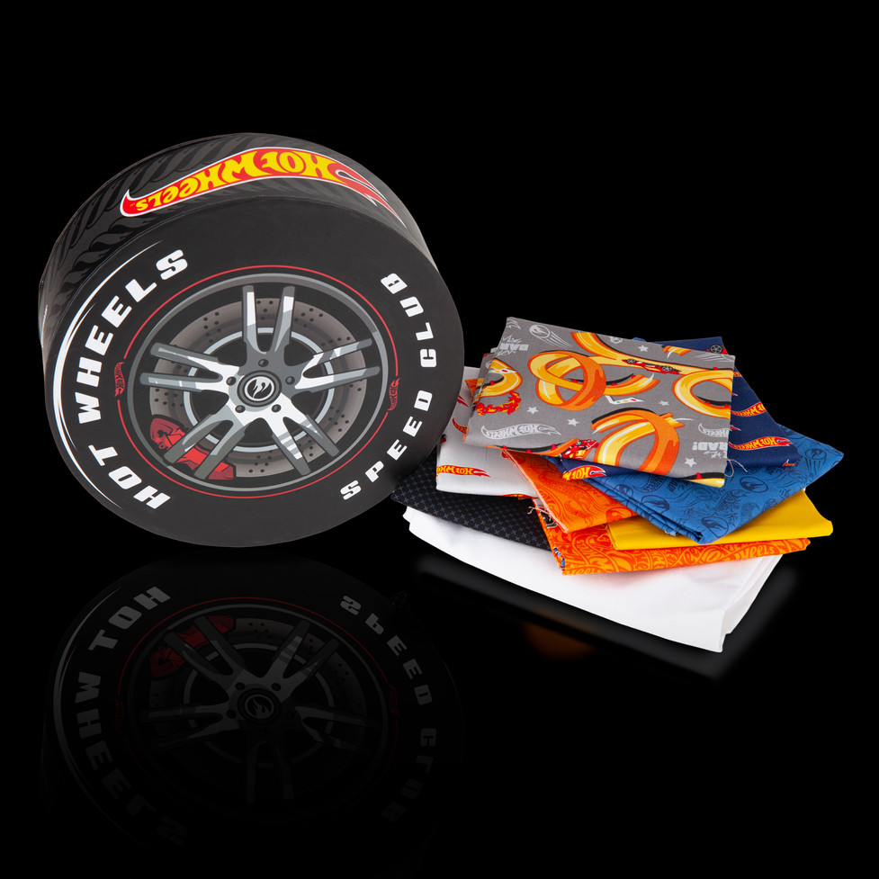 Hot Wheels Kit With Fabric
