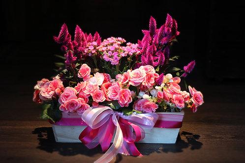 Jardineira Flores da Estação