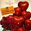 Thumbnail: Ramalhete de Rosas Colombianas + Cacho Balões a Gás
