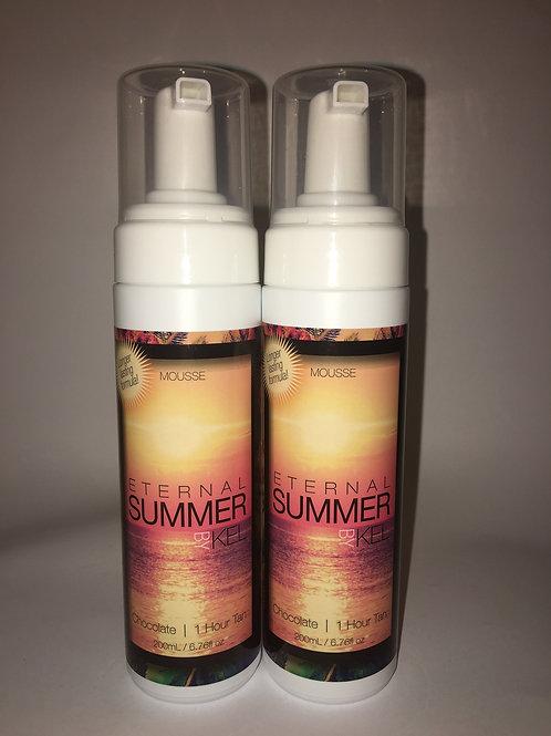 Eternal Summer By Kel  |  200ml Mousse Pump - 2 Pack