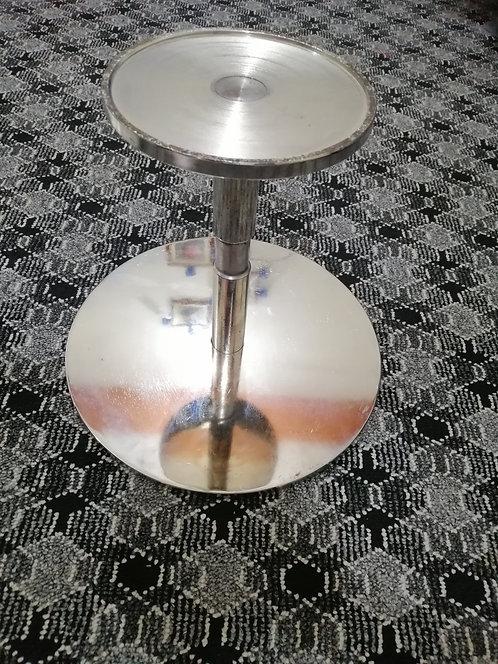 Iron indoor Perch(chrome)
