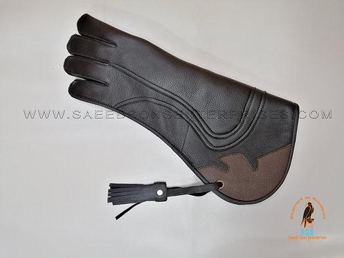 Cowhide Triple Layer Glove-17 inch