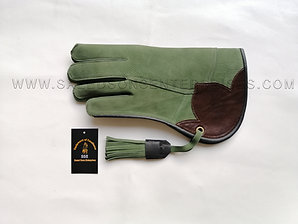 Nubuck Cow Skin Glove