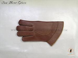 Finish Cow-Skin Short Glove