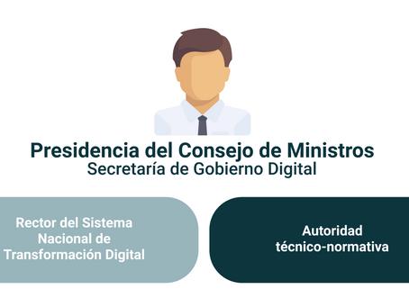 APRUEBAN REGLAMENTO DE LA LEY DE GOBIERNO DIGITAL