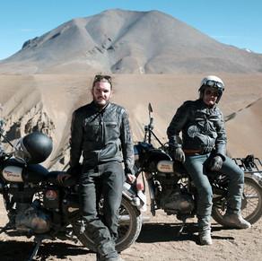 A Bullet Through the Himalayas