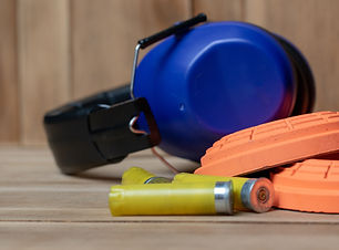 have a go clay pigeon shooting North Wales