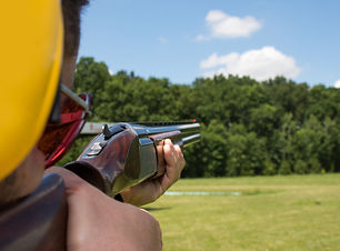 clay pigeon shooting lessons north Wales