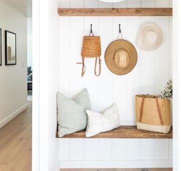 """6 éléments design simples, pratiques et esthétiques """"DIY"""""""