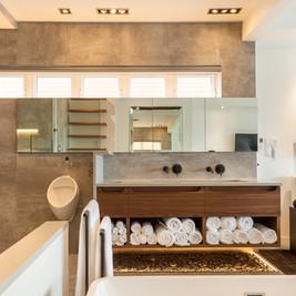 projet réno salle de bain italienne